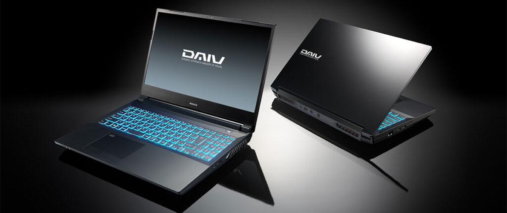 クリエイターパソコン「DAIVシリーズ」マウスコンピューター