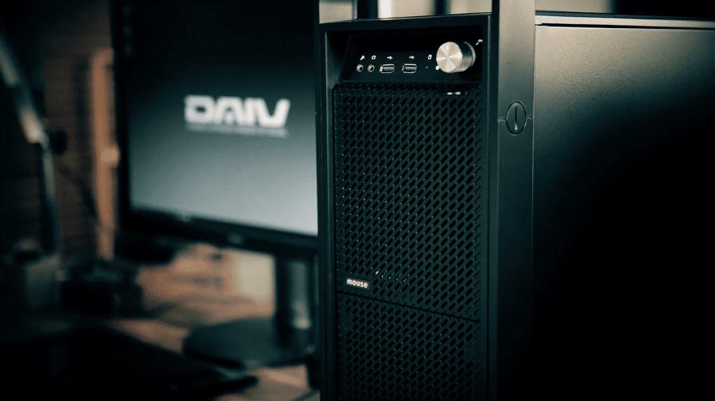 クリエイターパソコン「DAIV」クリエイターの方に最適なスペック、機能性
